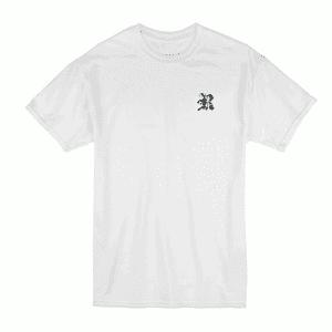 "RYOT®   RYOT® ""R"" Graphic Tee Shirt in White"