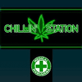 Logo for Chillin Station