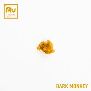 Goldsmith Extracts   Dark Monkey Sugar Leaf Live Resin