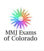 Logo for MMJ Exams of Colorado - Colorado Springs