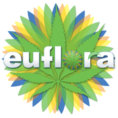 Logo for Euflora - 3D Cannabis Center