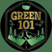 Logo for Green 101