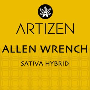 Artizen Cannabis   Allen Wrench Cartridge 0.5g