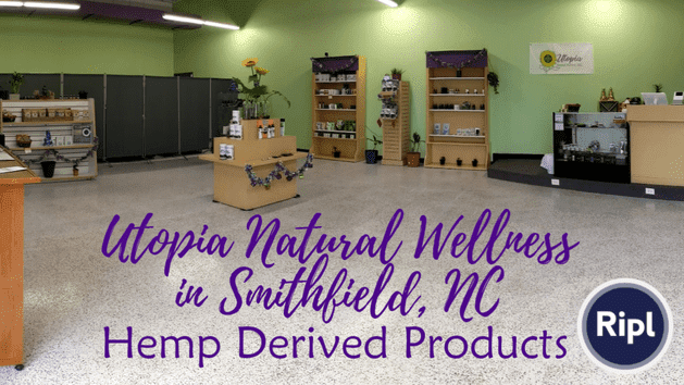 Utopia Natural Wellness, LLC (CBD Only)