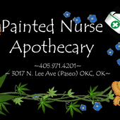 Logo for Painted Nurse Apothecary