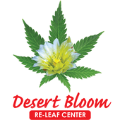 Logo for Desert Bloom Releaf Center