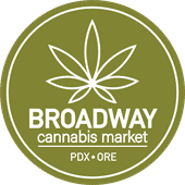 Logo for Broadway Cannabis Market