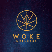 Logo for Woke Wellness 39th
