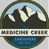 Logo for Medicine Creek Caregivers - Bozeman