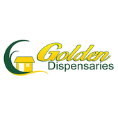 Logo for Golden Dispensaries - Goldendale