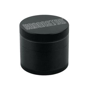 """Kannastör®   2.5"""" Kannastör® 4pc Grinder in BLACK"""