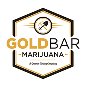 Logo for Gold Bar Marijuana