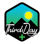 Logo for Third Day Apothecary