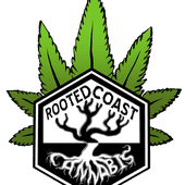 Logo for Rooted Coast Cannabis