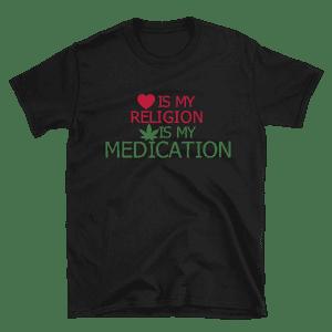 CaLeafa   Love and Herb T-Shirt