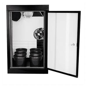 Super Closet   SuperBox CFL Soil Grow Cabinet