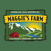 Logo for Maggie's Farm in Manitou Springs