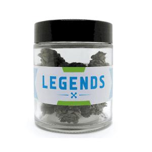 Legends By Northwest Cannabis Solutions   Strawberry Banana Sherbert