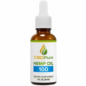 CBDPure   CBDPure: Cannabidiol 100 mg