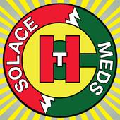 Logo for Solace Meds - Broadway