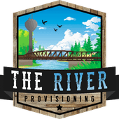 Logo for The River Provisioning