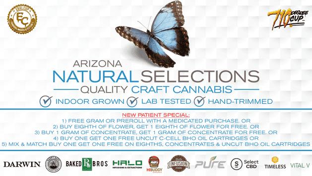Arizona Natural Selections of Peoria