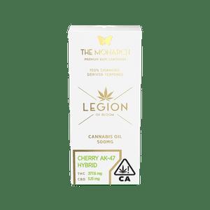 Legion of Bloom   Monarch .5 Gram Vape cartridge-  Cherry AK-47
