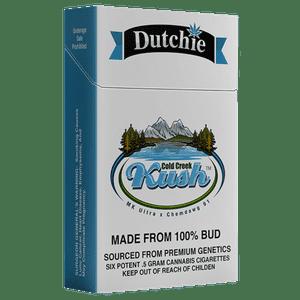 Dutchie   Dutchie Cold Creek Kush Pre-Roll