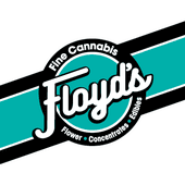 Logo for Floyd's Fine Cannabis on Broadway