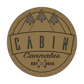 Logo for Cabin Cannabis Gunnison