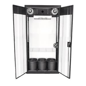 Super Closet   SuperFlower 3.0 LED Soil Grow Cabinet