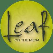 Leaf On The Mesa
