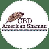 Logo for CBD American Shaman of Rowlett
