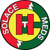 Logo for Solace Meds