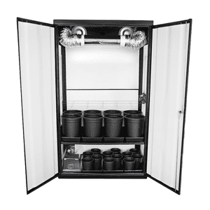 Super Closet   SuperNova HPS Soil Grow Cabinet