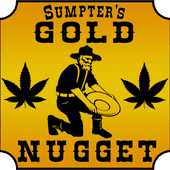 Logo for Sumpter's Gold Nugget