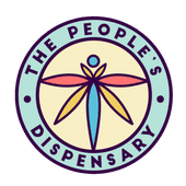 Logo for The People's Dispensary