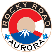 Logo for Rocky Road Aurora