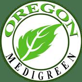 Logo for Oregon Medigreen