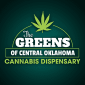 Logo for The Greens of Central Oklahoma