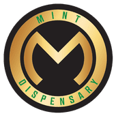 Logo for The Mint Dispensary