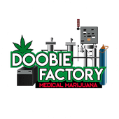 Logo for Doobie Factory