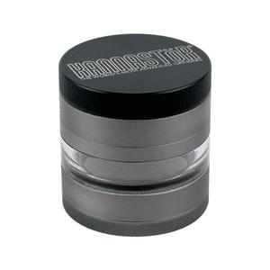 """Kannastör®   2.5"""" Kannastör® 4pc Grinder/Jar in GUNMETAL"""