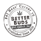 Logo for Better Buds - Port Hadlock