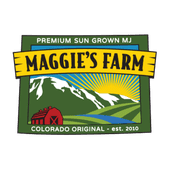 Logo for Maggie's Farm in Colorado Springs - Nevada Ave.