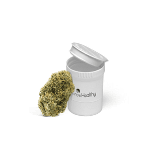 GrowHealthy   BODY Silicon Valley OG (Indica) Flower – 3.5 grams