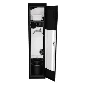 Super Closet   SuperLocker 3.0 HPS Soil Grow Cabinet