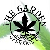 Logo for The Garden Cannabis Co, - Strathmore
