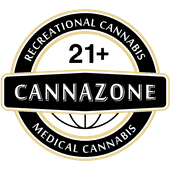 Logo for Cannazone - Bellingham