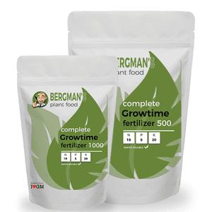 I Love Growing Marijuana   Bergman's Growtime Fertilizer